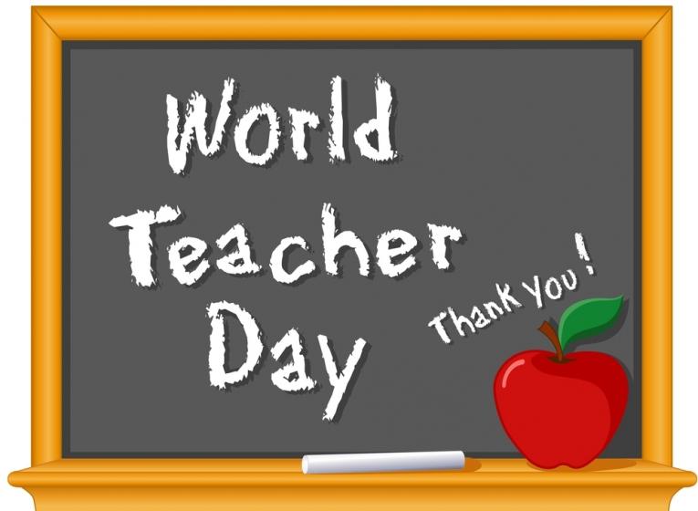 World Teachers' Day - October 5, 2016